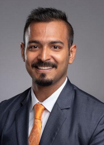 Anurag Sahay headshot