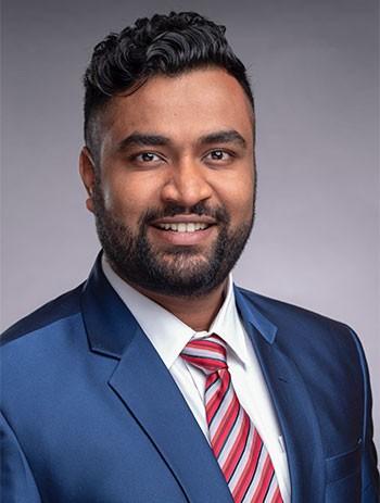 Jaydeep Salian headshot
