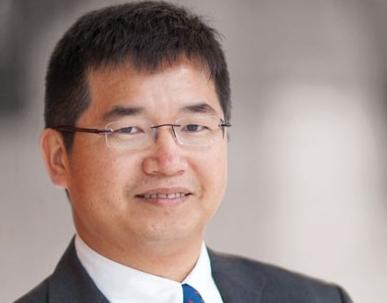 """Changjiang """"John"""" Wang headshot"""